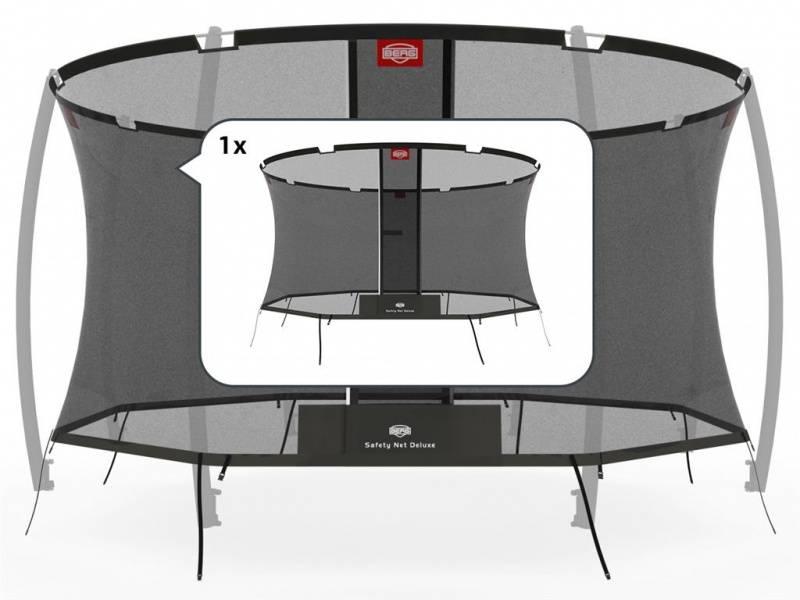 Nett (separat) 380 cm Deluxe sikkerhetsnett