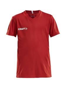 Bilde av Craft Squad t-skjorte rød JR